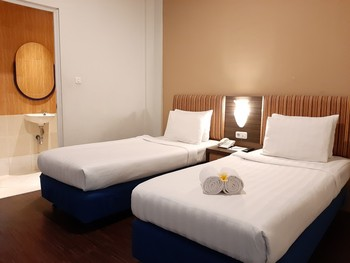 Hotel Pantes Kawi Semarang Semarang - Express Twin - Room Only Regular Plan