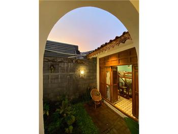 Wonderloft Hostel Jogja Yogyakarta - Budget Twin with Garden View Regular Plan