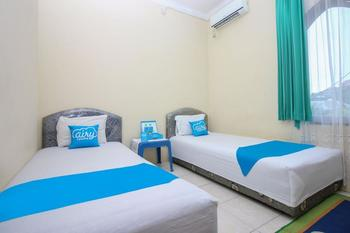 Airy Eco Syariah Sutoyo Kenangan 117 Balikpapan Balikpapan - Standard Twin Room Only Regular Plan