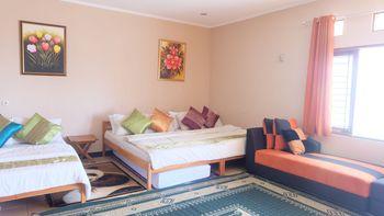 Lembur Incu Syariah Villa Lembang - Arjuna Family Studio Room Only FC Min Stay 2N 40%