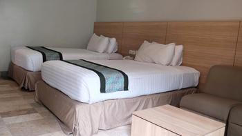 Grand Hotel Lembang - Superior Twin Room Only Regular Plan