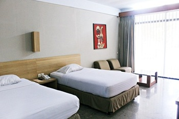 Grand Hotel Lembang - Deluxe Twin Room Only Regular Plan