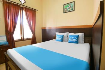 Airy Eco Lowokwaru Bendungan Kedung Ombo 3 Malang - Deluxe Double Room Only Regular Plan