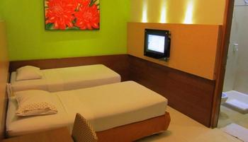 Hotel Progo Bandung - Twin Room Regular Plan
