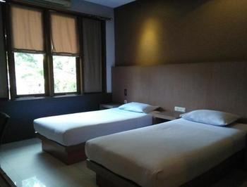Hotel Progo Bandung - Twin Room Only Flash Sale 21% OFF