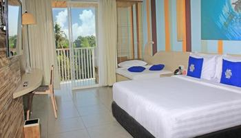 Bliss Surfer Thematic Hotel Bali -  Junior Suite with Breakfast Bliss Special Offer