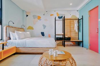 Cara Cara Inn Bali - Deluxe Quadruple Room Only LAST MINUTE DEALS
