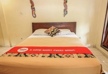 NIDA Rooms Melasti 39 Kuta Selatan Bali - Double Room Double Occupancy NIDA Fantastic Promo