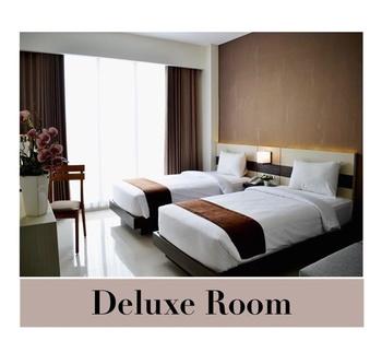 Depari Hotel Medan - Deluxe Room Deluxe Room - Libur Sekeluarga