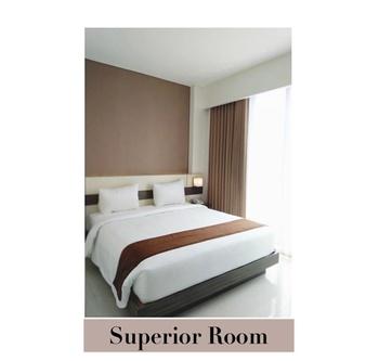 Depari Hotel Medan - Superior Room Only Superior Room Only - Libur Sekeluarga