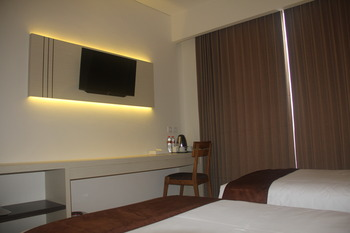 Depari Hotel Medan - Deluxe Room Regular Plan