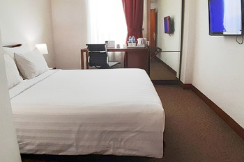 Park Hotel Jakarta - Business Deluxe Queen Regular Plan
