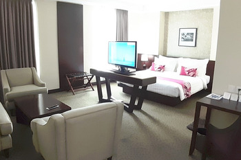 Park Hotel Jakarta - Business Suite King Suite2021:Ads20%