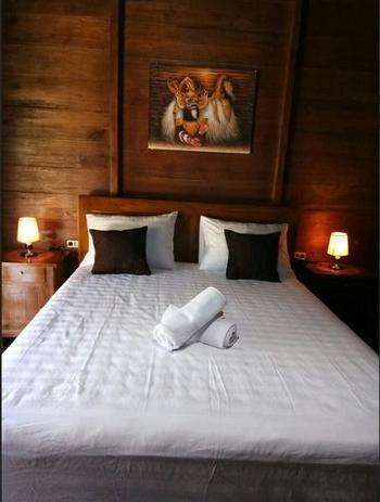 Coconut Hill Cottages Bali - Deluxe Room Regular Plan