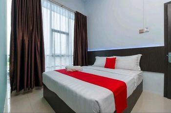 Azzahra Syariah Homestay Bukittinggi - Deluxe Double Regular Plan