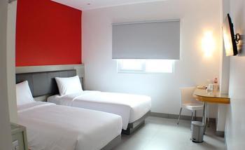 Amaris Hotel Satrio Kuningan - Smart Room Twin Ramadhan Promo Regular Plan