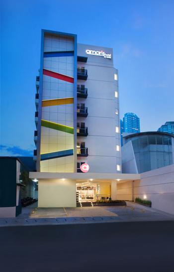 Amaris Hotel Satrio Kuningan - Jakarta