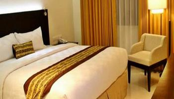 G Sign Hotel  Banjarmasin - Strait Times Double Room Only Regular Plan