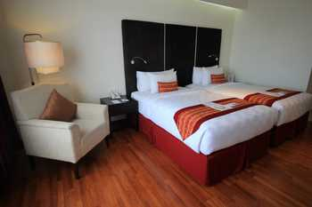 G Sign Hotel  Banjarmasin - Nikkei Twin Room Only Regular Plan