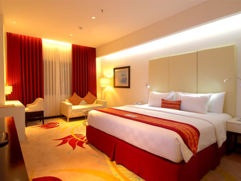 G Sign Hotel  Banjarmasin - Dow Jones Double Room Only Regular Plan
