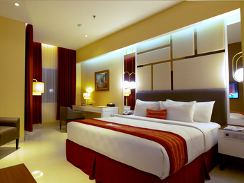 G Sign Hotel  Banjarmasin - Nikkei Double Room Only Regular Plan