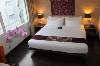 bHotel Bali & Spa - Deluxe Room Only A Day Time Deal