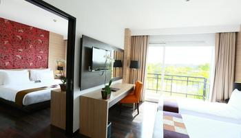 bHotel Bali & Spa - Deluxe Balcony with Breakfast Regular Plan