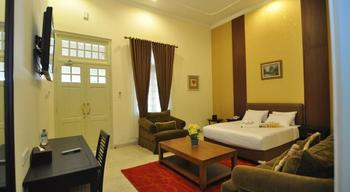 Le Krasak Boutique Hotel Yogyakarta - Executive Room Only Regular Plan