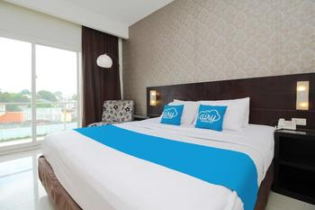Airy Candisari Sisingamangaraja 4 Semarang - Grand Deluxe Double Room Only Special Promo Oct 50