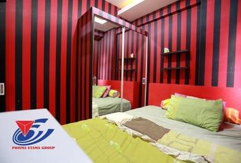 The Suites Metro Apartment By Ira Prisma Bandung - 2 Bedrooms Superior Liburan sekeluarga