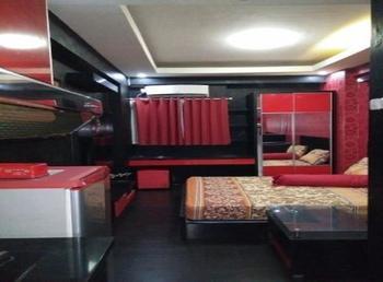 The Suites Metro Apartment By Prisma S.A Bandung - Studio Standard Regular Plan