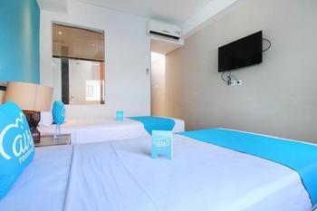 Airy Denpasar Barat Patih Jelantik 8 Bali - Deluxe Twin Room with Breakfast Regular Plan
