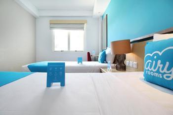 Airy Denpasar Barat Patih Jelantik 8 Bali - Deluxe Twin Room Only Regular Plan