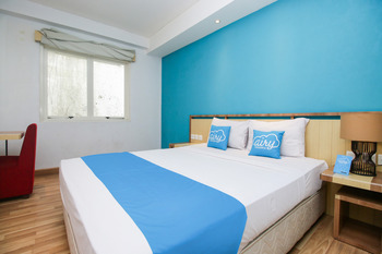 Airy Denpasar Barat Patih Jelantik 8 Bali - Deluxe Double Room Only Special Promo Oct 42