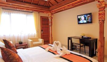 Bhuwana Ubud Hotel Bali - Deluxe Double or Twin Room Only  Last Minute