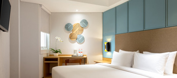 Hotel Santika Pasir Koja Bandung - Superior Room Hollywood Staycation Offer Regular Plan