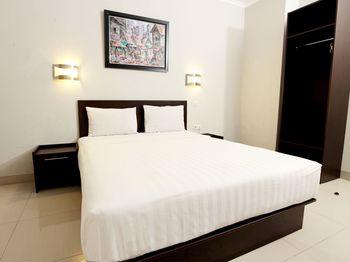 Lj Hotel Bandung Bandung - Deluxe Double Regular Plan