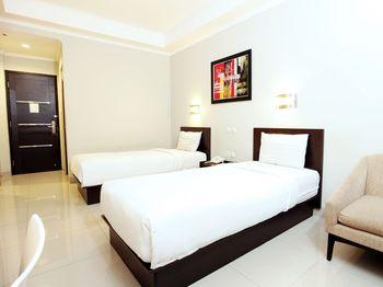 Lj Hotel Bandung Bandung - Deluxe Twin Regular Plan