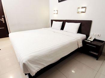 Lj Hotel Bandung Bandung - Standard Double Regular Plan