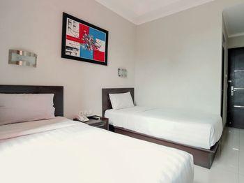 Lj Hotel Bandung Bandung - Standard Twin Regular Plan