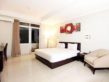 Lj Hotel Bandung Bandung -  Suite Double Regular Plan
