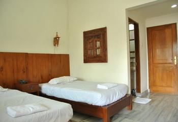 Puri Anggraini Syariah Yogyakarta - Deluxe Twin Room Only Regular Plan
