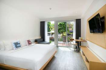 SOL by Meliá Kuta Bali by Melia Hotel International - SOL Xtra Room Pool Access with Breakfast Special 20% Off