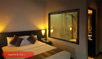 Hotel Mirama Balikpapan - Superior Single With Breakfast Regular Plan