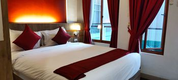 D&D Guest House & Cafe Syariah Medan - Superior Double Room Room Only NRF Minimum Stay
