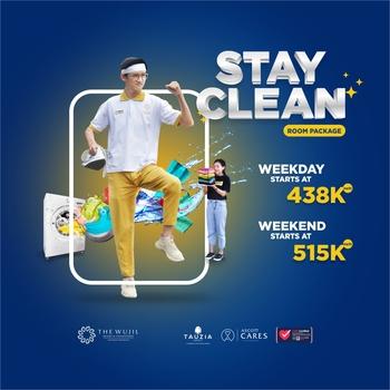 The Wujil Resort Semarang - Wujil Room with Laundry Regular Plan