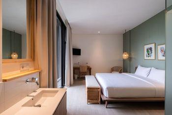 La Boheme Rooms and Coffee Jakarta - Boho Terrace Regular Plan