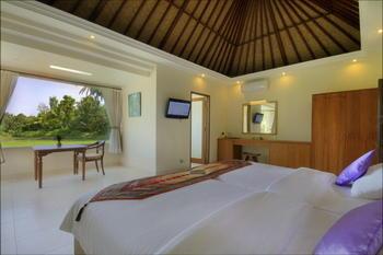 Cempaka Belimbing Bali - Suite Deluxe with Rice Field View Regular Plan