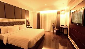 Grand Dafam Rohan Jogja (DHM Syariah) Yogyakarta - Deluxe Queen Bed Room Only Regular Plan