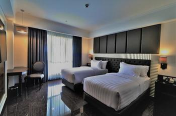 Grand Rohan Jogja Yogyakarta - Deluxe Twin Bed Room Only Regular Plan
